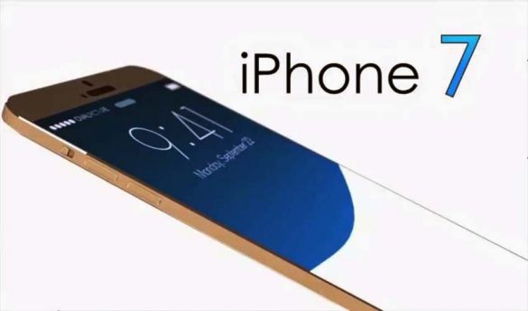 iPhone 7 Mobile Device