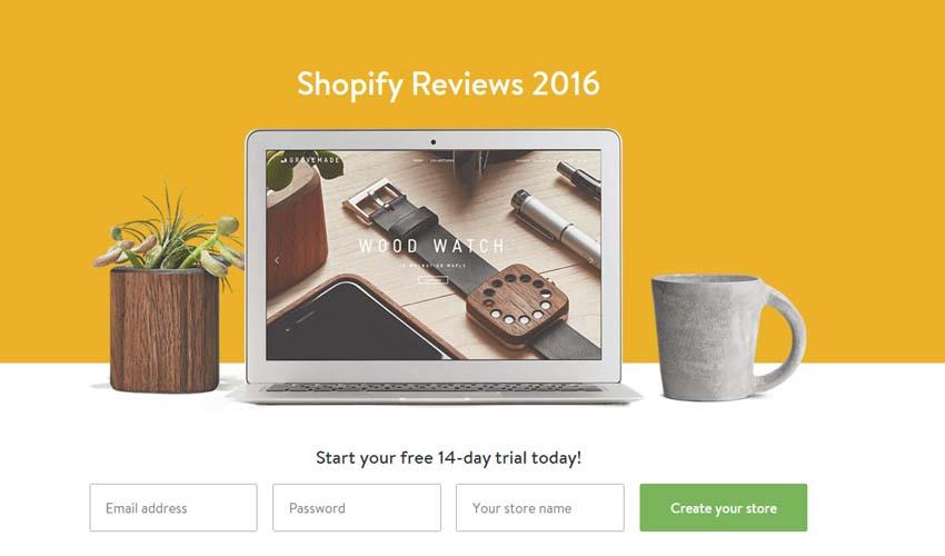 Shopify Reviews 2016