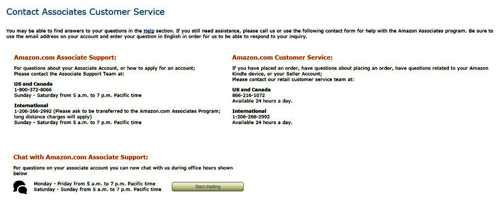 Amazon Associate is very best affiliate program.