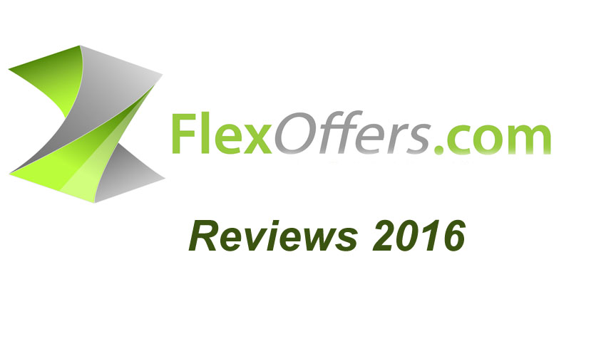 FlexOffers Reviews 2016