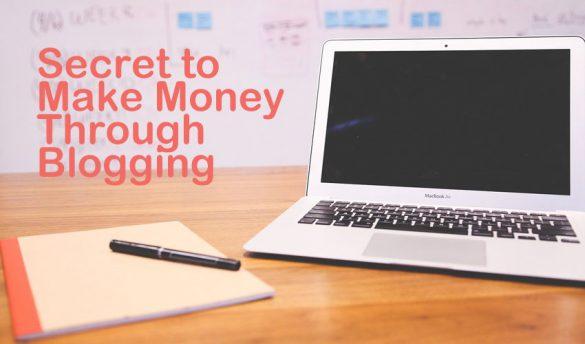 Make Money Online by different ways.