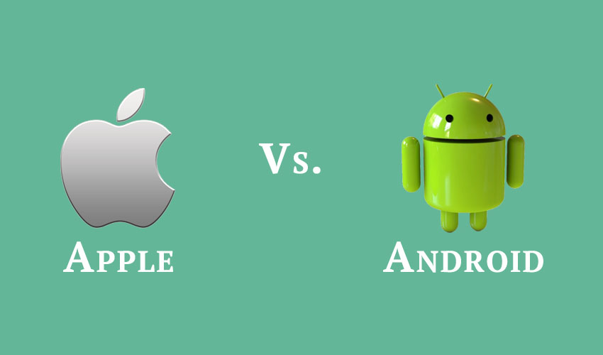 iPhone Vs. Android: Which Phone is Best for your Business