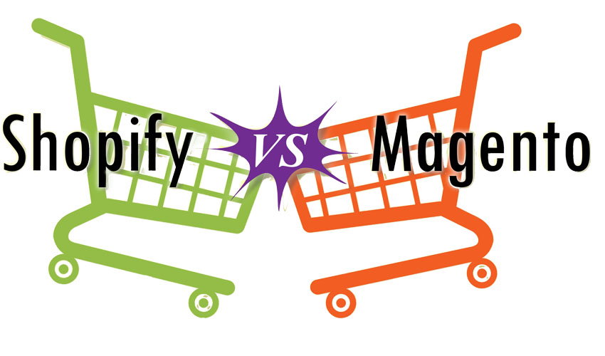 Shopify and Magento: Which Should you Choose?