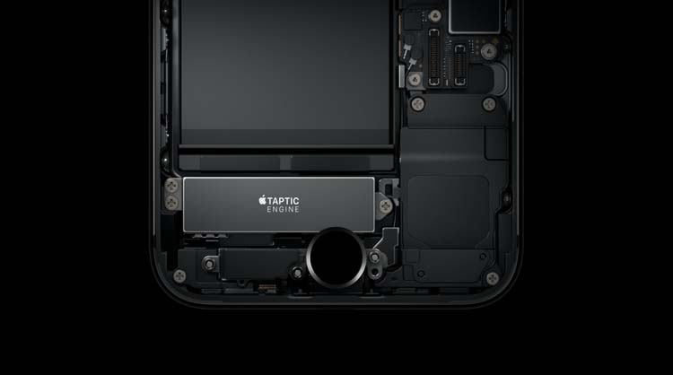 iPhone 7 Home Button