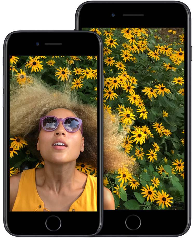 iPhone 7 Sizes