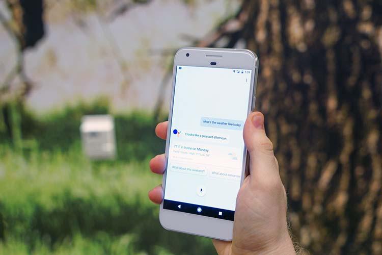 Google Pixel and Pixel XL Assistent