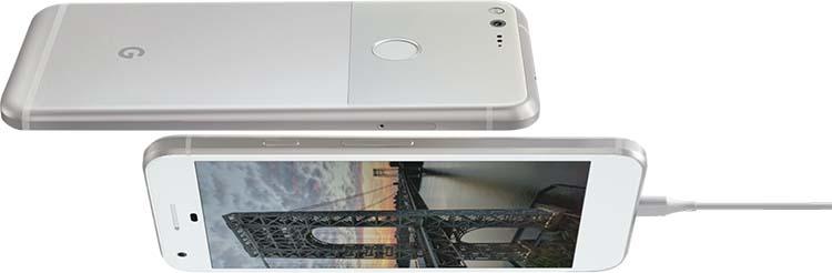 Google Pixel and Pixel XL Body