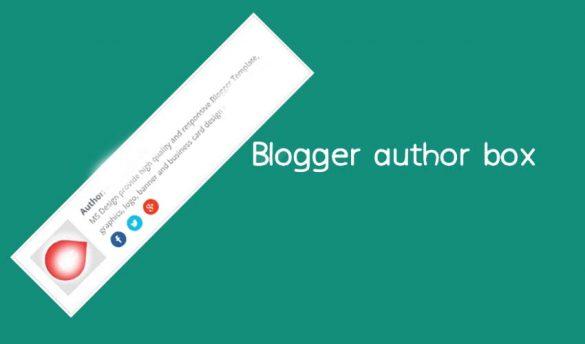 Author Box Plugins