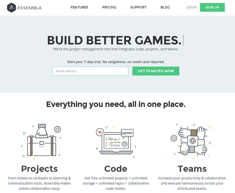 Best Collaboration Tools for Developers Assembla