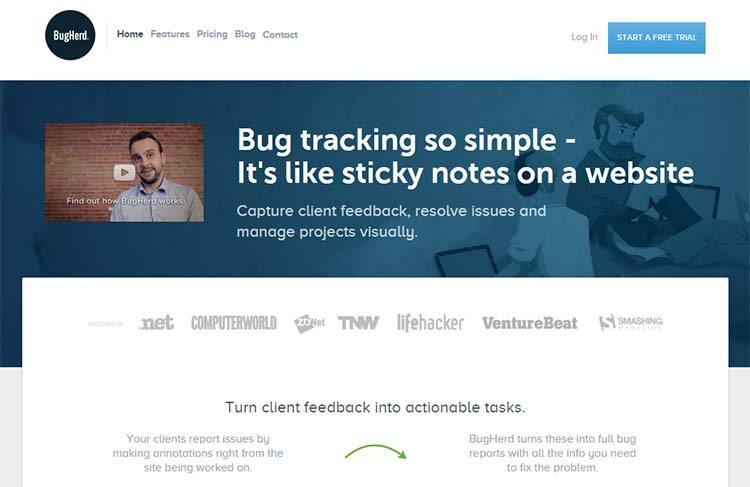 Best Collaboration Tools for Developers BugHerd