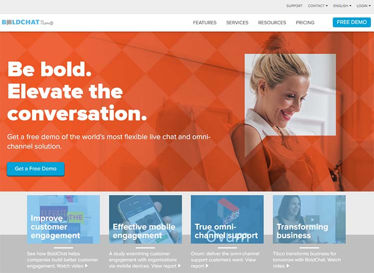 BoldChat Live Chat Software