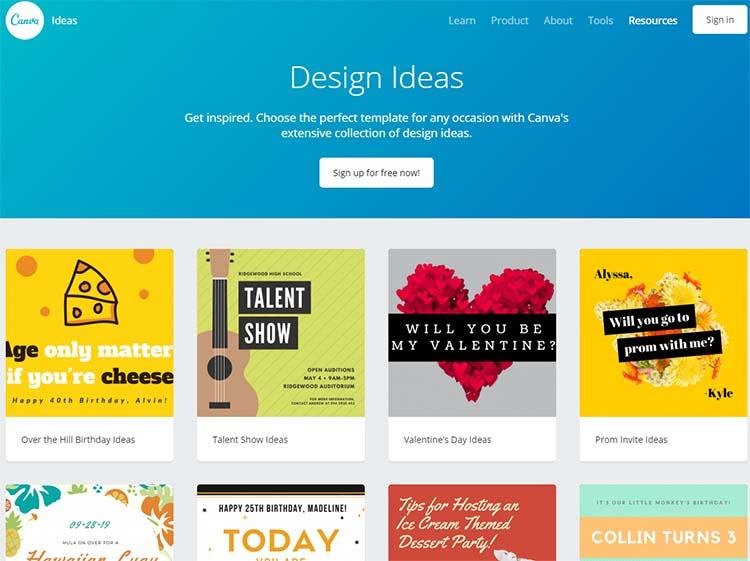 Canva Design Ideas Infographic Generator Tools