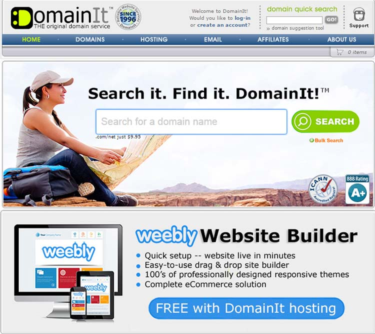 DomainIt Tool Domain Name Generator Tools
