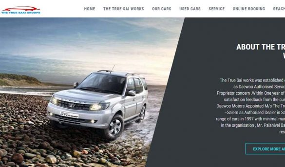 Car Dealer WordPress Themes