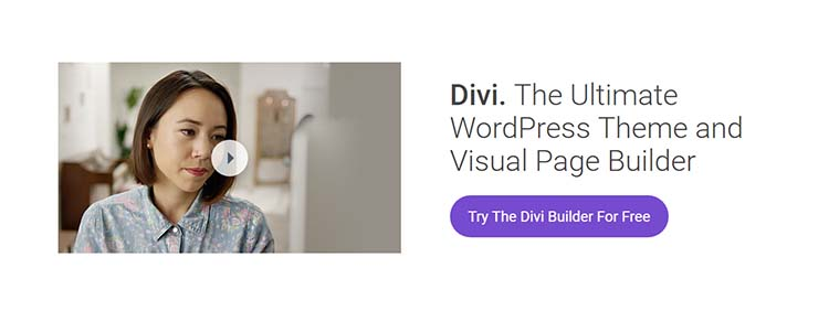 Divi Multipurpose WordPress Themes