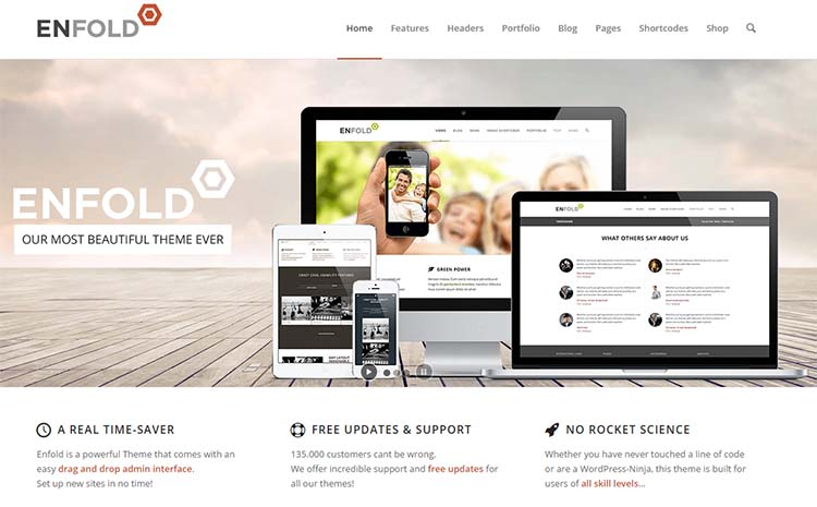 Enfold Multipurpose WordPress Themes