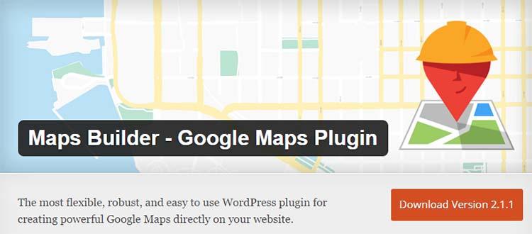 Google Maps Plugins Maps Builder