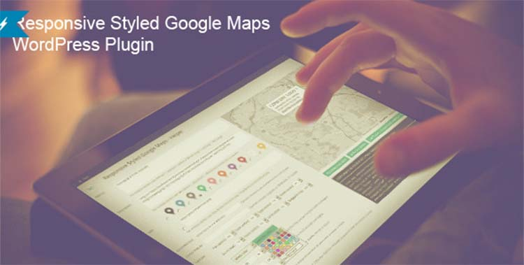 Google Maps Plugins Responsive Styled Maps