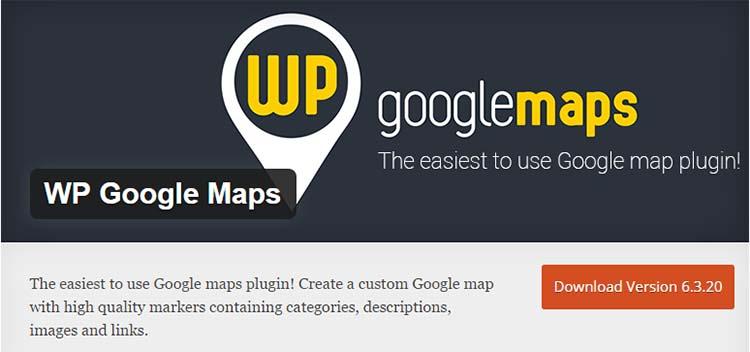 Google Maps Plugins WP