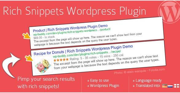 Rich Snippets WordPress Plugins