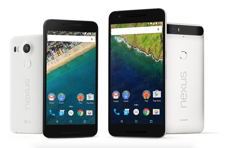 Best Smartphone for business Nexus 6P