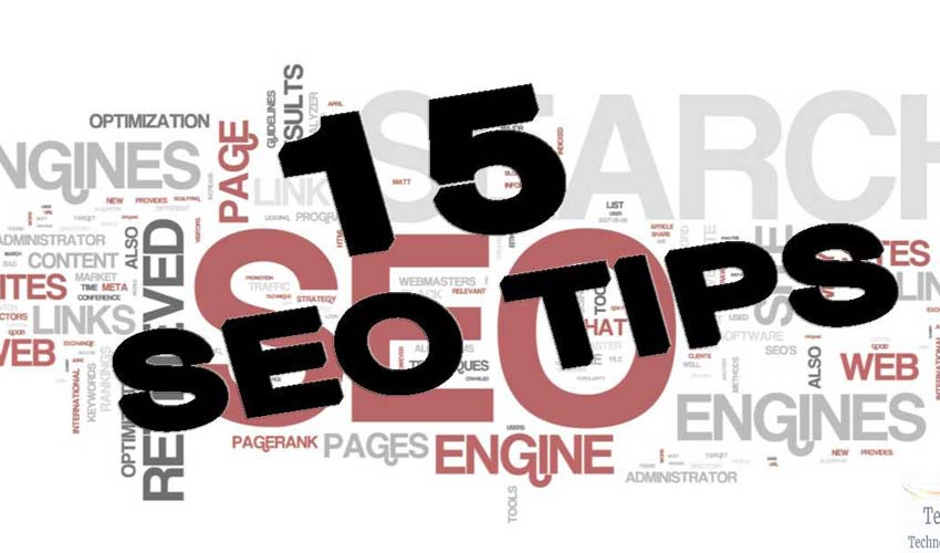 15 SEO Tips and Tricks 2017