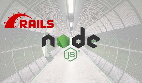NodeJS vs Ruby on Rails