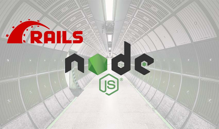 NodeJS vs Ruby on Rails which one is the Best for Web Development