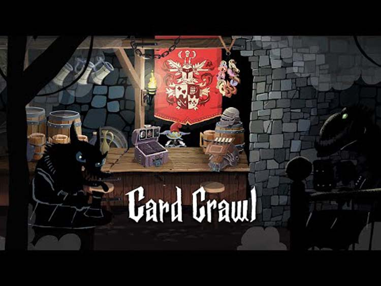 Card Crawl Phone Apps
