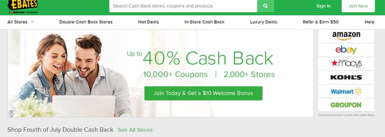 Ebates Apps for Making Money