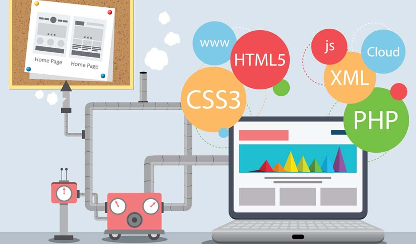 8 Latest Web Development Technologies You Should Know About Them