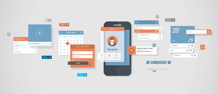 Material Design Latest Web Development Technologies