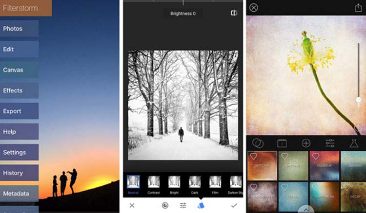 Snapseed Best Photo Editing Apps for iPhone
